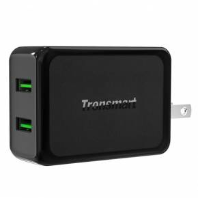 Tronsmart W2TF 36W Dual Port Qualcomm Quick Charge